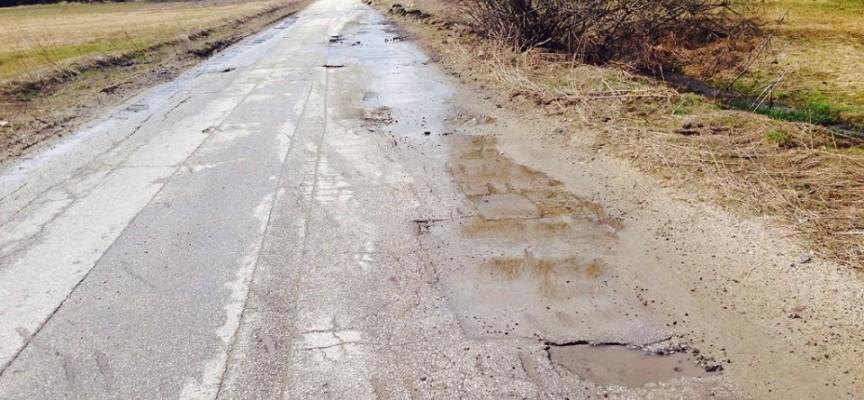 Започна ремонт на пътя Велинград – Сърница