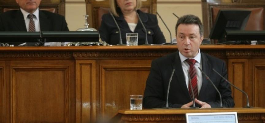 Янаки Стоилов с приемен ден в понеделник