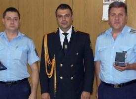116 полицаи с награда преди празника си