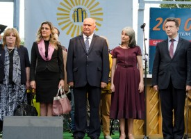 Иван Лебанов и Маргарита Попова откриха Празници на културата – Велинград 2015