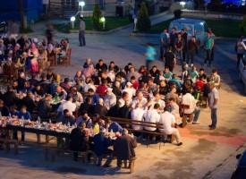Благотворителна вечеря се състоя снощи в Драгиново
