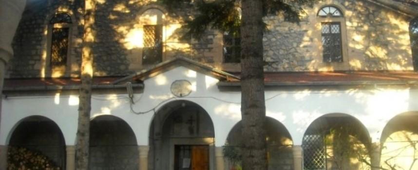 Пещерските миряни с превоз за мощите на Св.Димитър Солунски