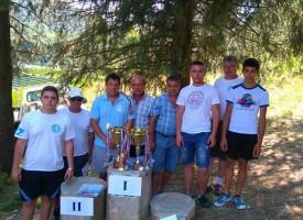 Нови 21 медала за Модел яхт клуб – Пазарджик