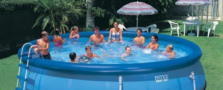 Надуваеми басейни спасяват от жегата, струват от 100 до 700 лв.