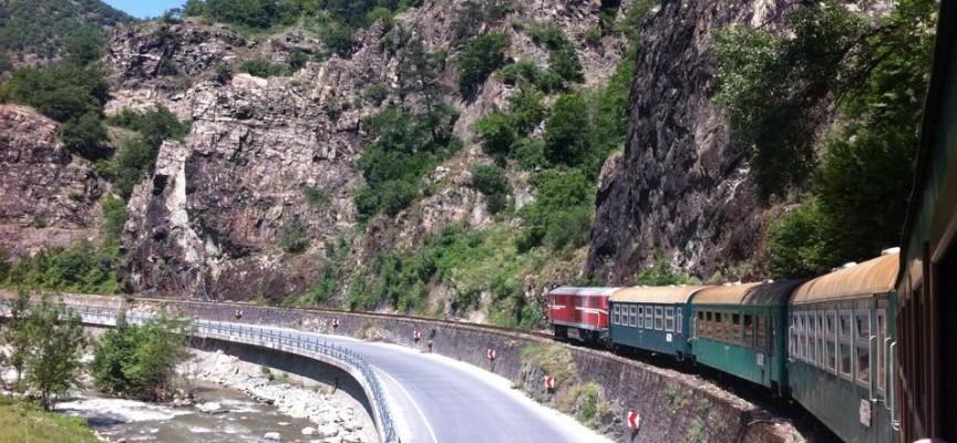 Съботни маршрути: С теснолинейка до Костандово – нагоре до Цепина пеша
