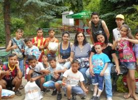 Деца от социален дом летуваха край Троян