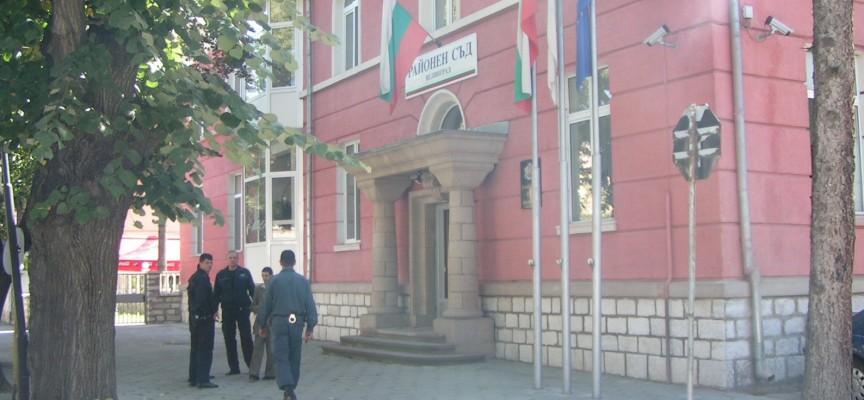 Две пушки иззе полицията във Велинград