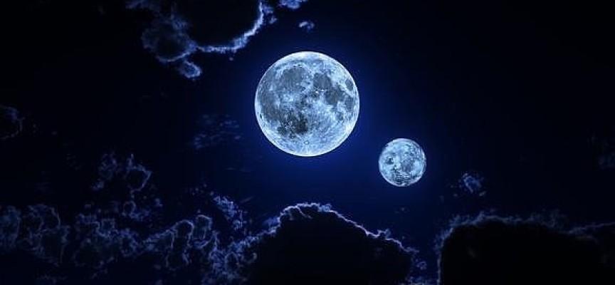 На 27 август: Марс и Луната ще бъдат заедно над главите ни