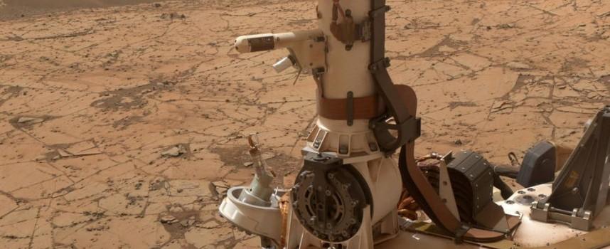 """Преди три години: """"Кюриосити"""" кацна на Марс"""