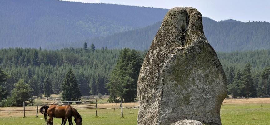 Съботни маршрути: Тайнствената сила на Побит камък