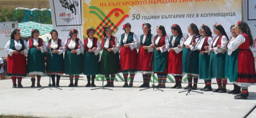 Кметът на Лесичово благодари на фолклорните групи в общината