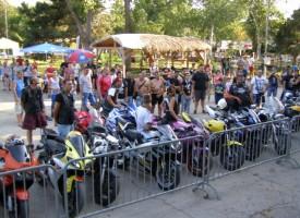 Мотор потроши краката на участник в мотосъбора във Видин