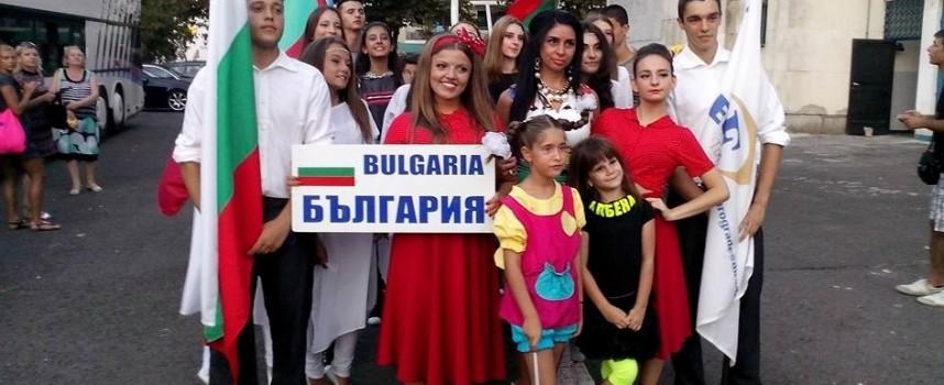 """""""Албена"""" обра наградите за формации на  фестивала  """"Морска фиеста"""" в Приморско"""