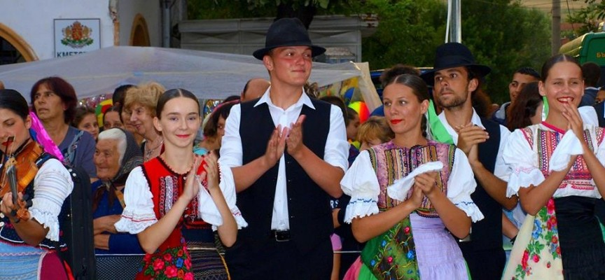 Откриха Дорковския фестивал с приказно дефиле