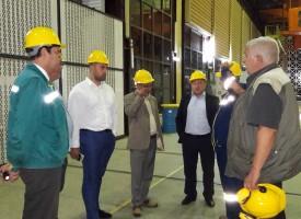 Андрей Новаков и Владимир Уручев посетиха електроцентралите от каскадата Белмекен