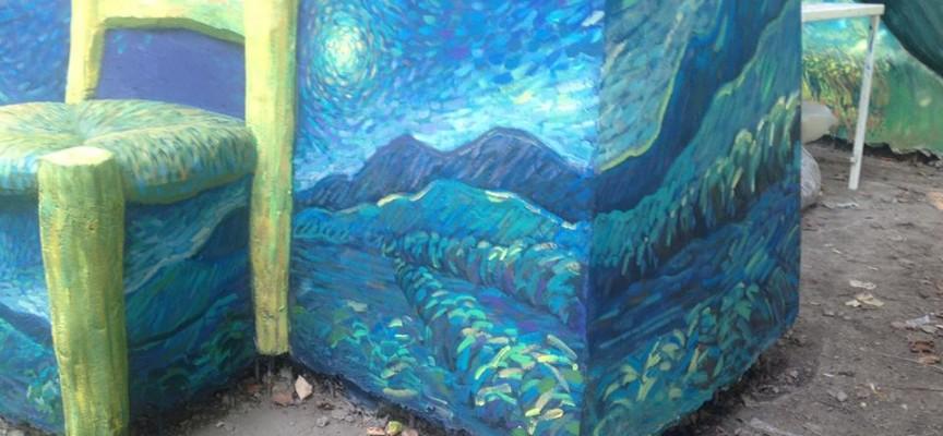 В Пазарджик: Да поседнеш на стола на Ван Гог