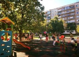 """В Пазарджик: Откриха първия етап от ремонта на """"Младост"""""""
