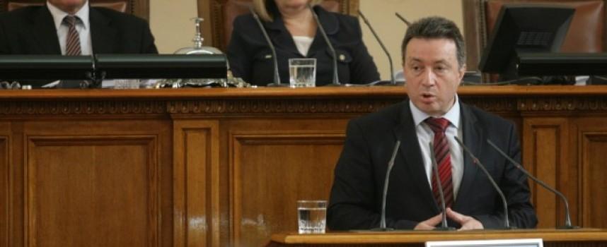 В Пазарджик: Янаки Стоилов представя новото областно ръководство на БСП