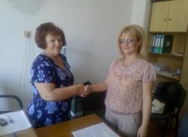 Десислава Костадинова регистрира ГЕРБ в Пещера