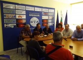 Янаки Стоилов и Георги Петърнейчев представиха кандидат – кметовете на БСП