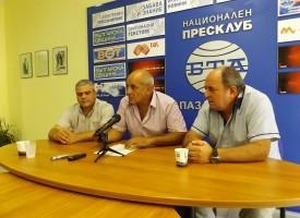 Свободните демократи в Пазарджик подкрепят Тодор Попов