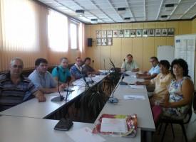 Определиха поименния състав на секционните комисии в Стрелча