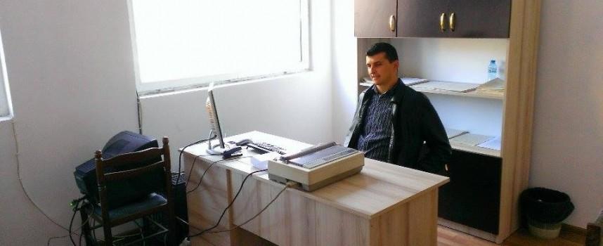 Община Сърница се сдоби с модерен фронт офис