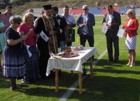 """Откриват днес новия стадион на Брацигово с мач между """"Чико"""" и градския тим"""