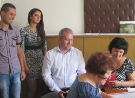 Йордан Младенов се регистрира за изборите в Пещера