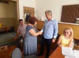 ГЕРБ регистрира кандидат – кметовете си за Пещера, Радилово и Капитан Димитриево