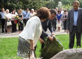 ГЕРБ – Пазарджик отбеляза тържествено 107-та година от обявяването на Независимостта на България