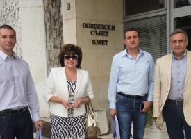 ГЕРБ Пазарджик регистрира кандидатите си за местните избори, вижте листата