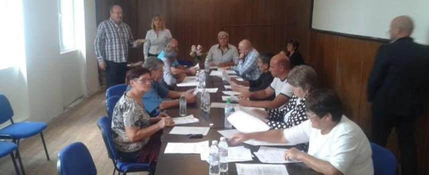 Последна за мандата сесия се проведе в Лесичово