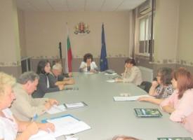 Гинче Караминова събра културтрегерите от областта на второ заседание