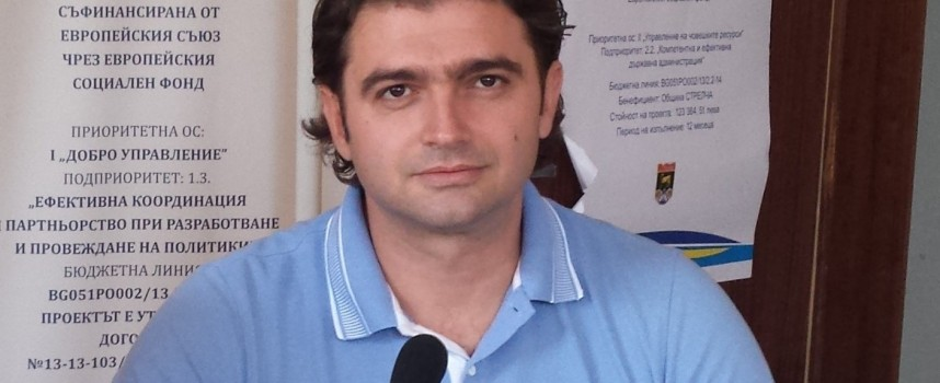 Футболен рефер е кандидатът на АБВ за кмет на Стрелча