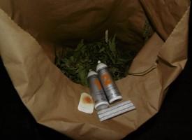 Задържаха 46 годишен гледал марихуана на двора в Синитово