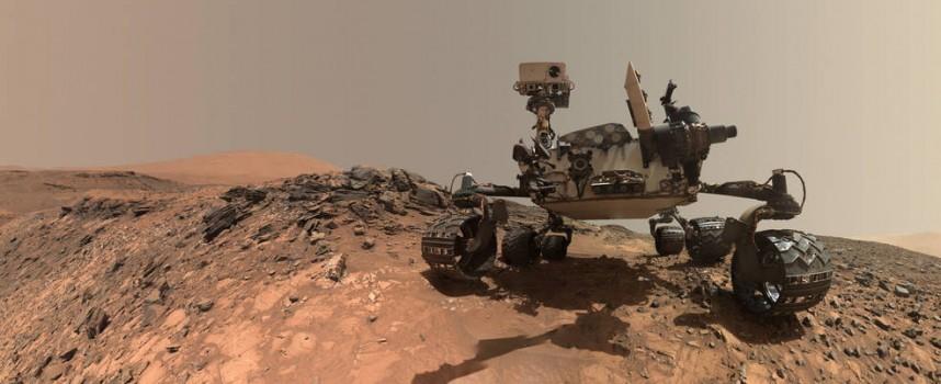 В понеделник: НАСА дава пресконференция за откритие на Марс