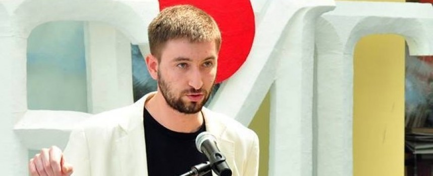 Христо Блажев: Четенето е като дишането, няма отърване