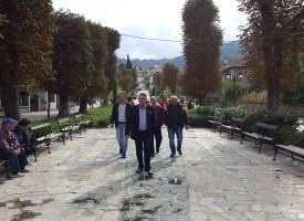 В Брацигово: Кандидатът за кмет от ГЕРБ Петко Петков откри кампанията си