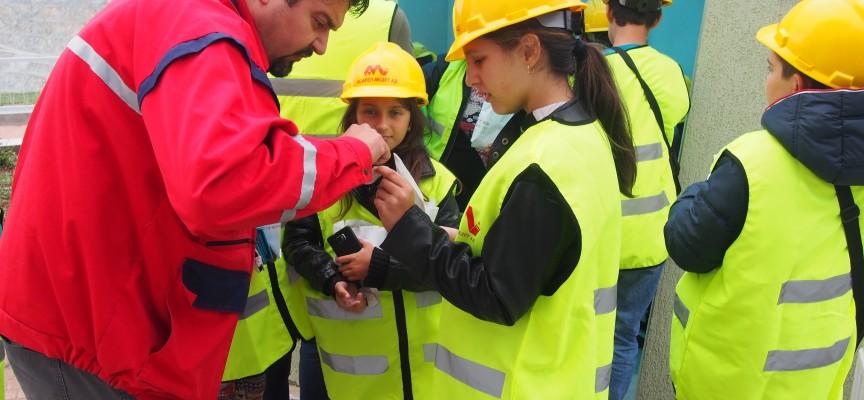 "Над 150 деца посетиха ""Асарел-Медет"" на   Европейския ден на минералите"