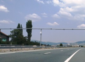 До края на месеца: Слагат броячи за трафика на магистралата
