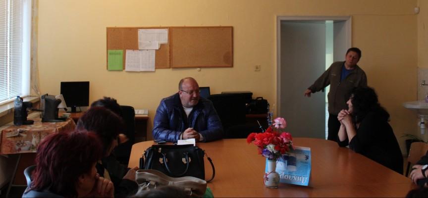 Инж. Серьожа Лазаров: Изключително съм амбициран да утроим през новия мандат постигнатото в Община Лесичово