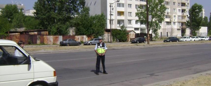 500 полицаи пазят балотажа в областта