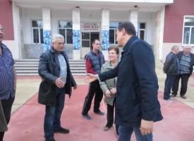 Найден Шопов: Кметовете по места трябва да са активни и да изискват от кмета на Община Пазарджик да изпълнява обещанията си