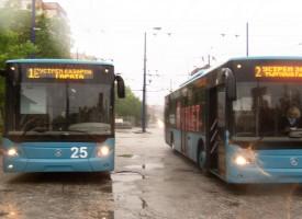 Пазарджик открива учебен център за подготовка на шофьори на тролейбуси