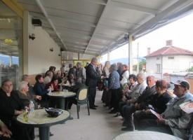 Йордан Младенов: Грижата за най-уязвимите ще бъде приоритет в социалната политика на община Пещера