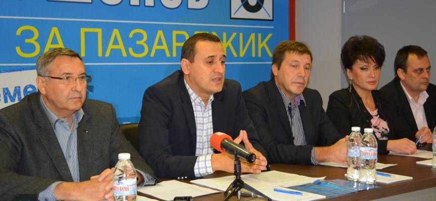 Найден Шопов: Гласувайте в неделя за нов модел за управление на Пазарджик с номер 6