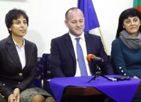 Радан Кънев: От нас ще започне промяната за Пазарджик