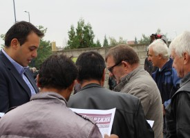 Продължават срещите на кандидат- кмета на община Пазарджик Трендафил Величков и общинските съветници от ПП АБВ