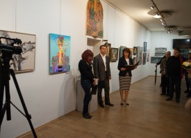 Люлин Търкаланов, Константин Анастасов, Петър Бажлеков, Стайо Гарноев взеха наградите на Общината